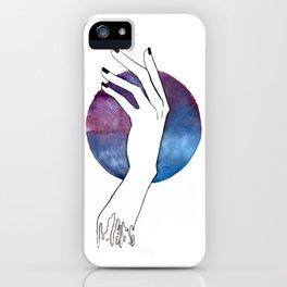 Lucid Hand iPhone Case