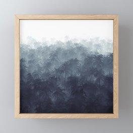 Jungle Haze Framed Mini Art Print