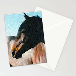 Rio looking north Stationery Cards