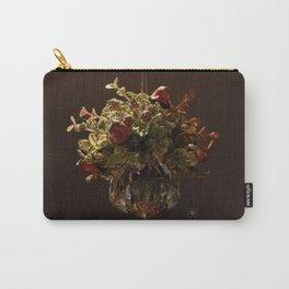 Crystal Mistletoe Carry-All Pouch