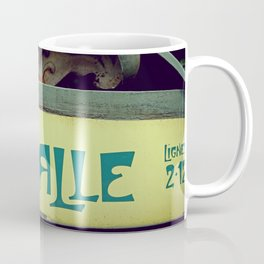 Art Nouveau and Iconic Pigalle - Old Paris style Coffee Mug