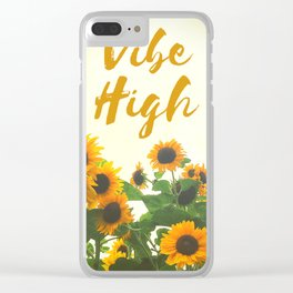 Vibe High Clear iPhone Case