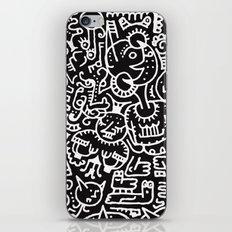 Moonbeasts iPhone & iPod Skin