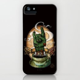 The Redeye iPhone Case