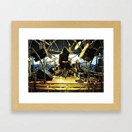 Spencer/5FDP Framed Art Print