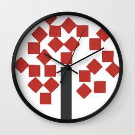 le fin fond de coup Wall Clock