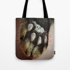 The Teddy Cat Tote Bag