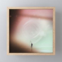 Spark Framed Mini Art Print