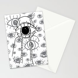 Eye Am Eye Am Eye Am Stationery Cards
