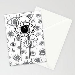 Eye Am Eye Am Eye Am Stationery Cards