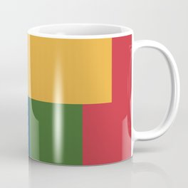 Me And The Boys Meme In Abstract Style Coffee Mug