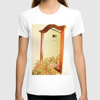 mirror T-shirts featuring MIRROR by Alejandra Triana Muñoz (Alejandra Sweet