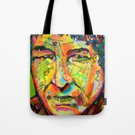 Chaos is a Friend Tote Bag