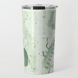 Anne of Gren Gables Green Travel Mug