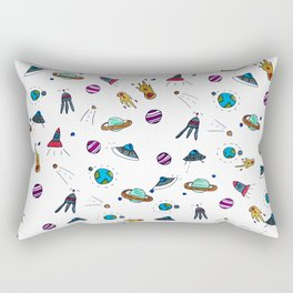 UNIVERSE Rectangular Pillow