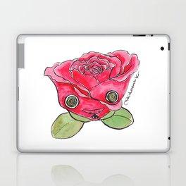 """Oro?"" Valentine's Rose Laptop & iPad Skin"