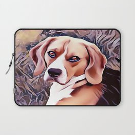 The Beagle Laptop Sleeve