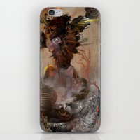 archan nair iPhone & iPod Skins featuring Vrika by Archan Nair