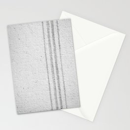 VINTAGE FARMHOUSE GRAIN SACK Stationery Cards