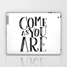 ...as you are Laptop & iPad Skin