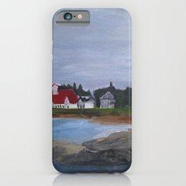 Popham Beach, Maine iPhone Case