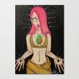 Card#48 Canvas Print