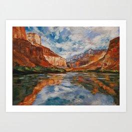 #3 Grand Canyon Art Print