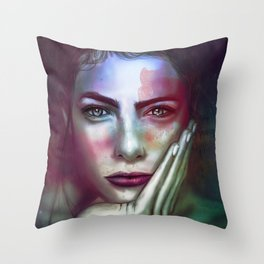 Ver Throw Pillow