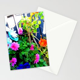 Fall Bloomers 1 Stationery Cards