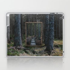 Mirror of the soul Laptop & iPad Skin
