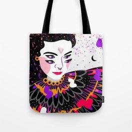 The dreams of Björk Tote Bag