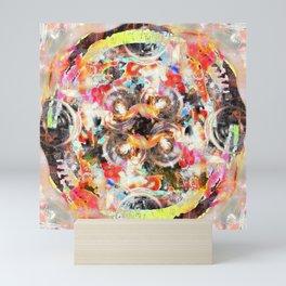 Gearing Mini Art Print