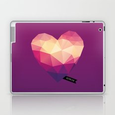 Vector Love 01 Laptop & iPad Skin