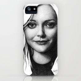 GEORGINA HAIG iPhone Case