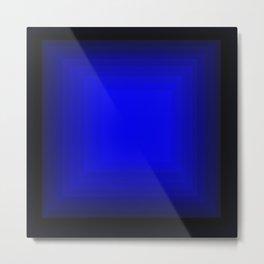 Blue hall Metal Print