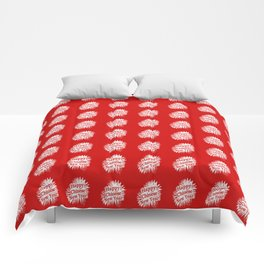 Happy Chinese New Year Pattern Comforters