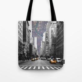 Cityception Tote Bag