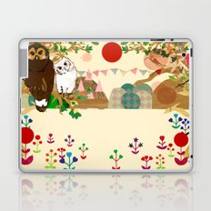 Front Cover for Cut-Click Magazine Laptop & iPad Skin