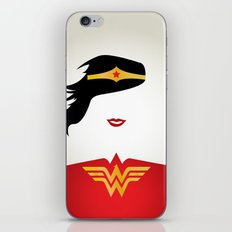 Wonder Girl iPhone & iPod Skin