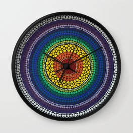 BlinkitArt Wall Clock