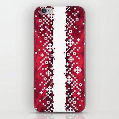 Maraszeme iPhone & iPod Skin