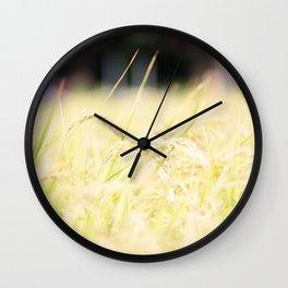 Tokyo Green Wall Clock