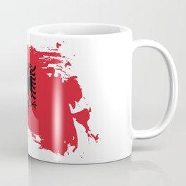 Albanian Eagle Flag Gift Coffee Mug