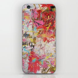 The Radiant Child iPhone Skin