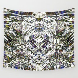 Seat of the Soul Wall Tapestry