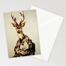 Memoirs of a Deer Stationery Cards