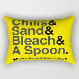 Utopia Jetset Rectangular Pillow