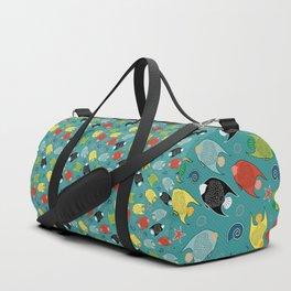 ALOHA Fishes Duffle Bag
