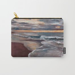 Samoa Beach - Evening Carry-All Pouch