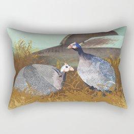 Jenn's Hens Rectangular Pillow